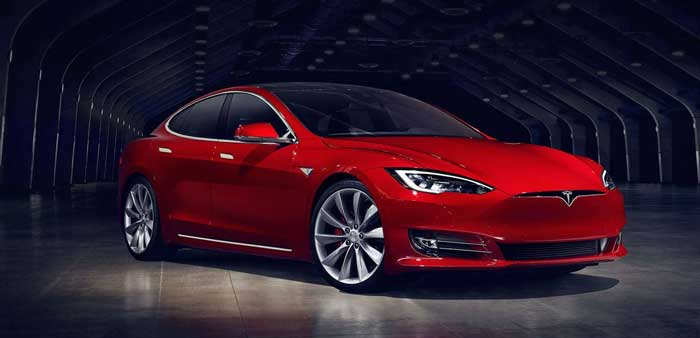 Electric 2017 Tesla Model S