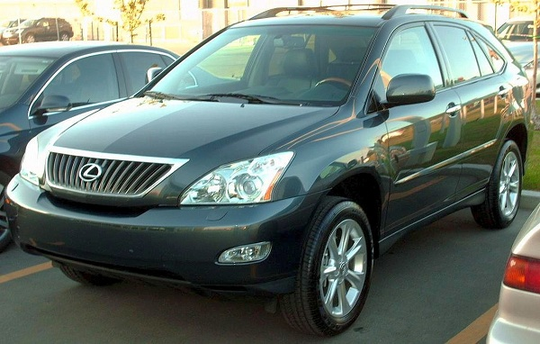 2008 Lexus RX350 Hybrid- Car for Sale in Dubai under AED 50000