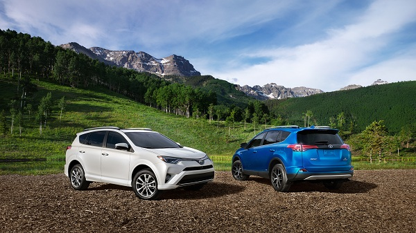 Best Hybrid SUV: Design of RAV4