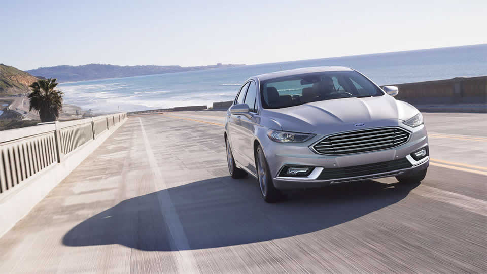 Ford Fusion Hybrid Technology