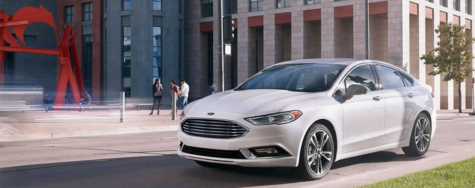 Hybrid Vehicles - Ford Fusion Hybrid S