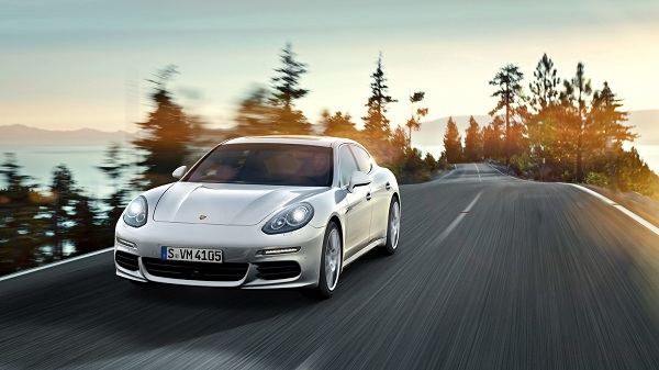 Porsche Panamera S E-Hybrid – Added Power