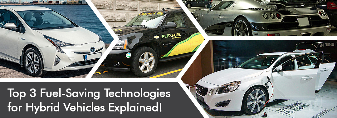 Top 3 Fuel-Saving Technologies for Hybrid Vehicles Explained!