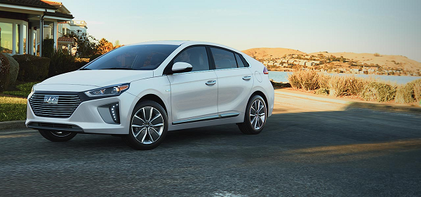 2017 Hyundai Ioniq Hybrid – One of the Best Hybrid Cars