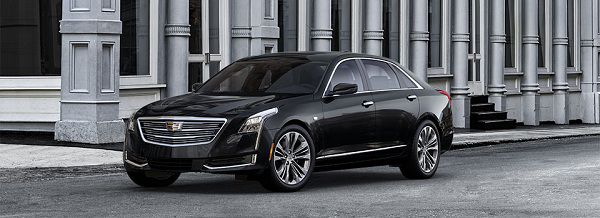 Design of Best Hybrid Family Car - 2017 Cadillac CT6 PLUG-IN Hybrid