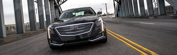Powertrain of 2017 Cadillac CT6 PLUG-IN Hybrid