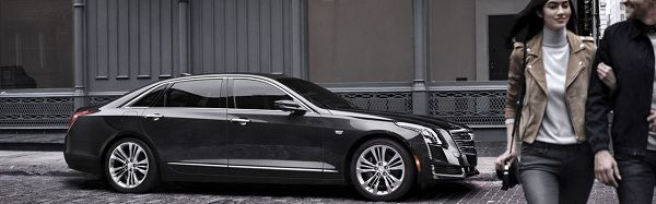 Price of 2017 Cadillac CT6 Plug-In Hybrid