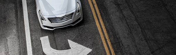 Safety Features of 2017 Cadillac CT6 PLUG-IN Hybrid