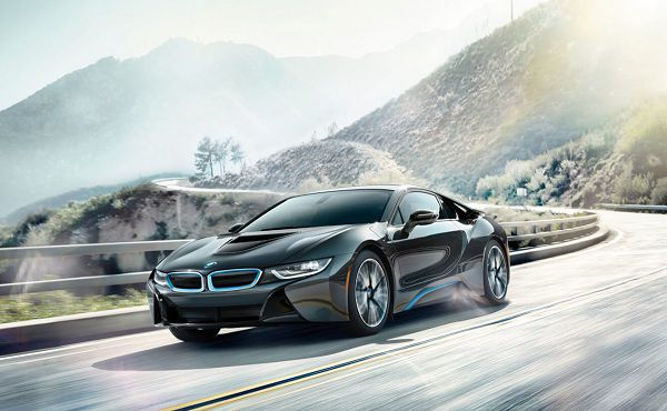 Performance Attributes of BMW i8