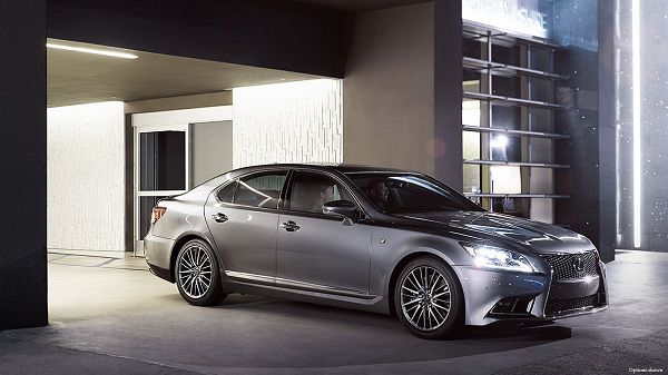 Price of 2017 Lexus LS Hybrid