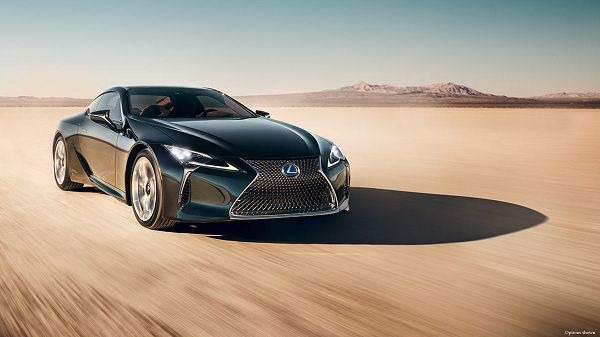 Price of 2018 Lexus LC 500h