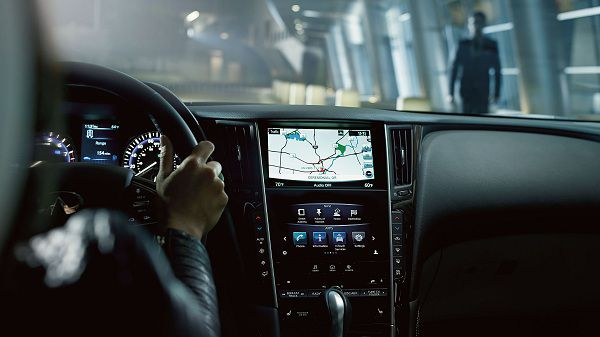 Technological Features of 2017 Infiniti Q50