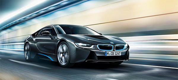 Performance of 2018 BMW i8