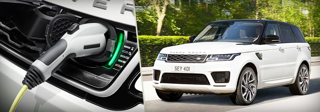 Hybrid cars best – Land Rover Range Rover Sport P400e PHEV with an advanced Ingenium engine
