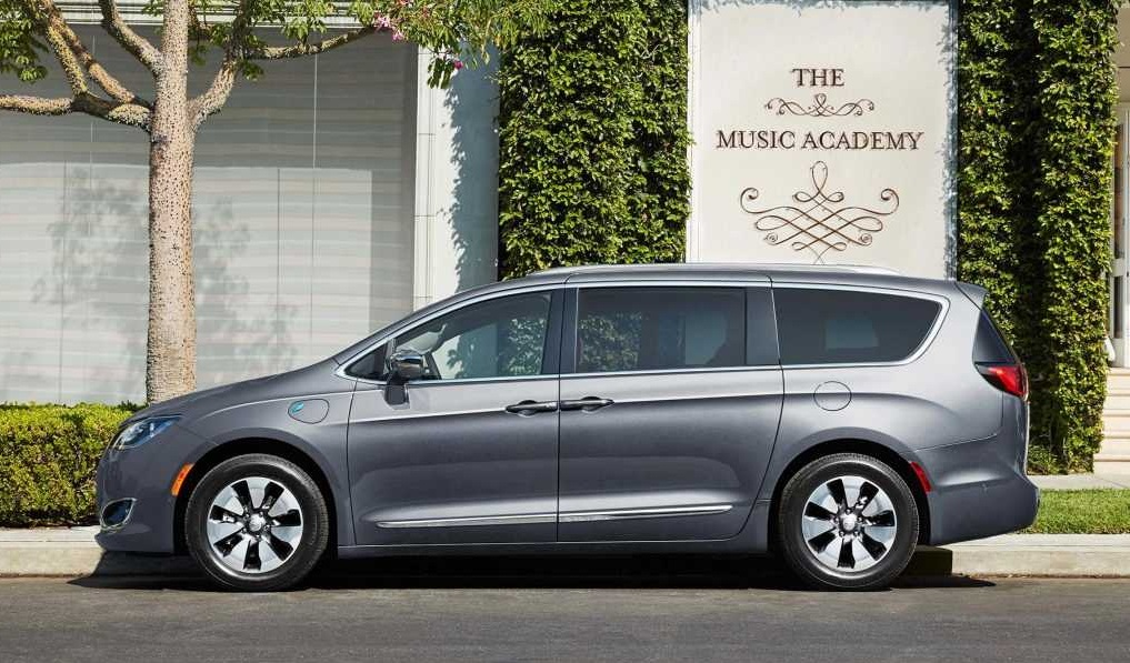 Price and Availability of the 2019 Chrysler Pacifica Hybrid