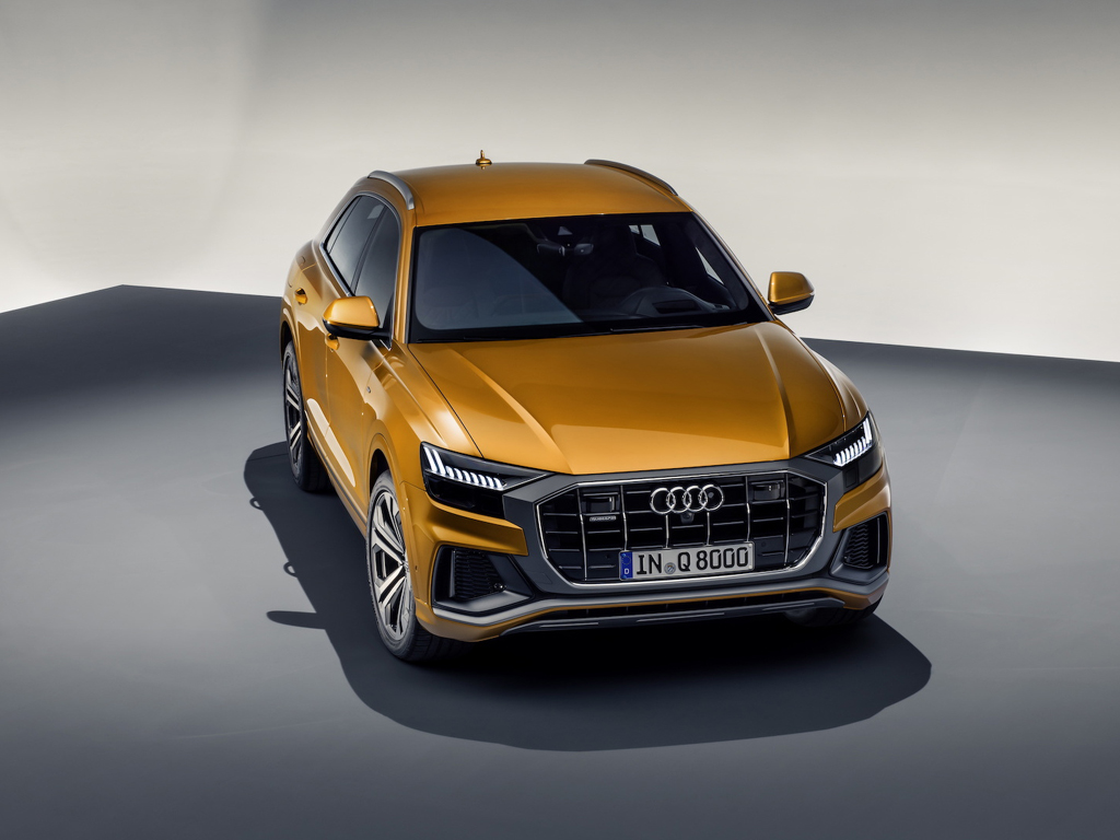 Price and Availability of the 2019 Audi Q8 in the UAE