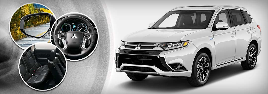 Best Hybrid Car on the Market – 2018 Mitsubishi Outlander PHEV with Super All-Wheel Control Technology