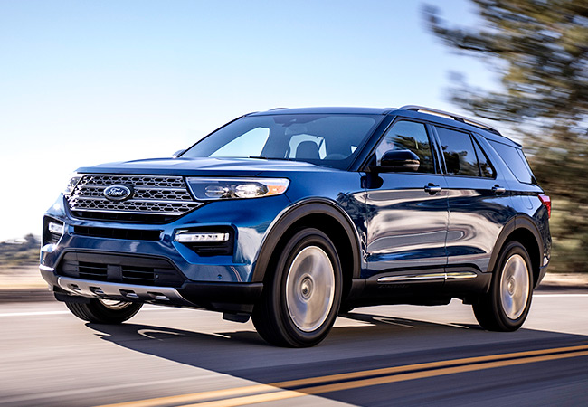 Powertrains of the 2020 Ford Explorer Hybrid