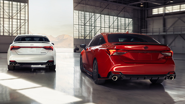 Price and Availability of the 2020 Toyota Avalon Hybrid in the UAE