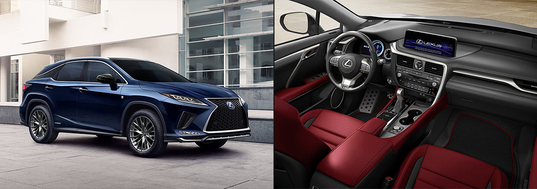 Best Luxury Hybrid Cars – The 2020 Lexus RX450h with a Powerful Engine