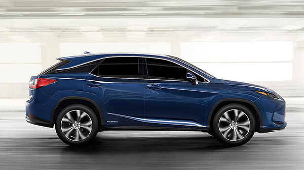 Performance of the 2020 Lexus RX450h