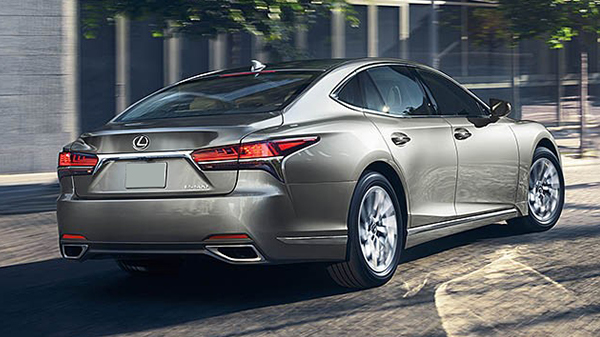 Price and Availability of the 2020 Lexus LS500h in the UAE
