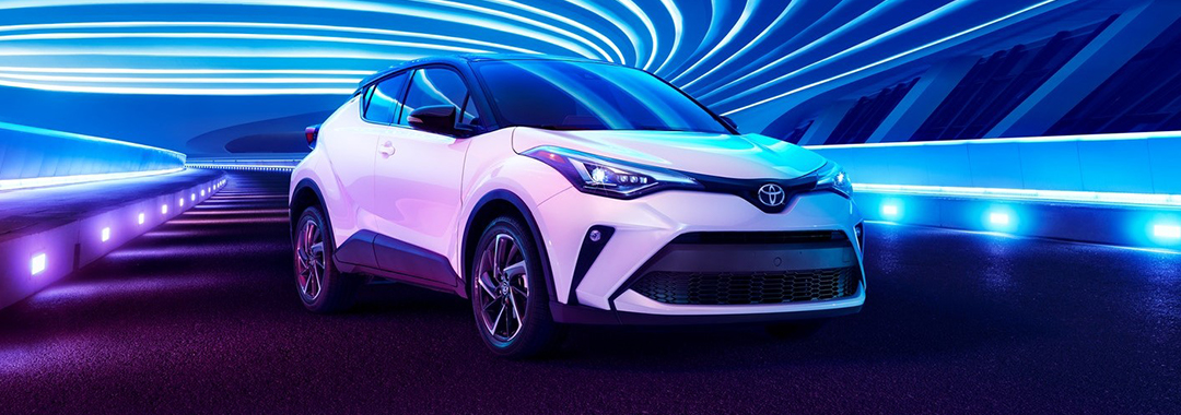 2020 Toyota C-HR Available with a Hybrid Powertrain