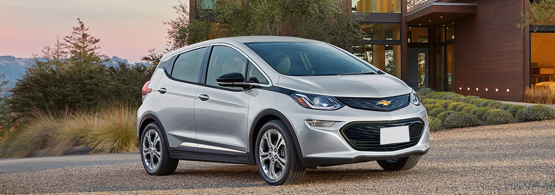 2020 Chevrolet Bolt EV - All-Electric Compact Hatchback