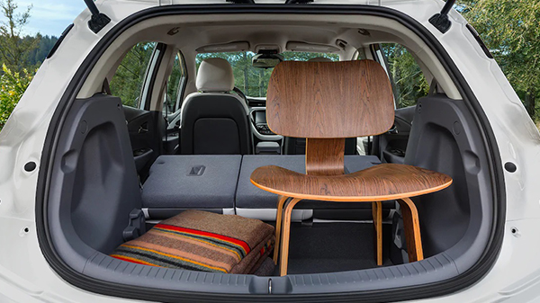 Cargo Space of 2020 Chevrolet Bolt EV