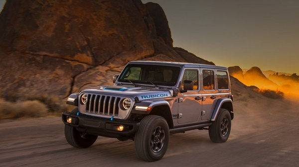 Performance of the 2021 Jeep Wrangler 4xe