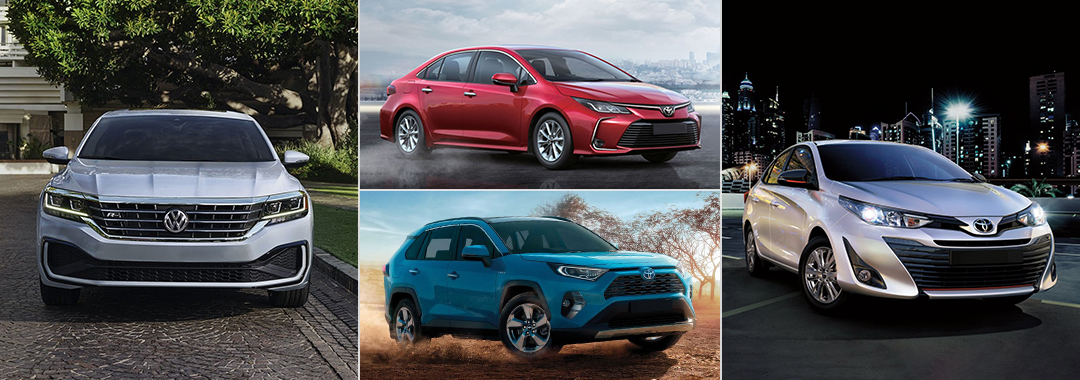 Top 9 Best Hybrid Cars for 2021