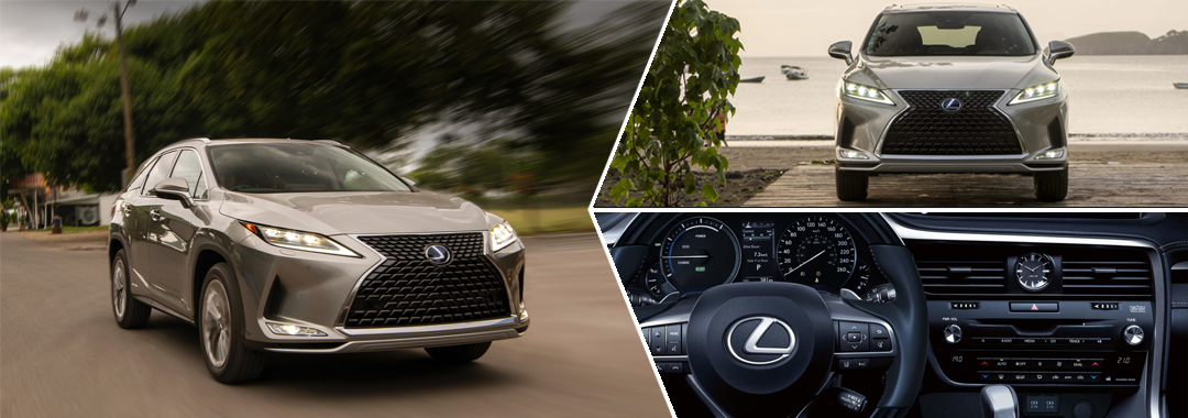 2021 Lexus RX 450hL – Luxury Crossover with Advanced Driver-assistance Systems